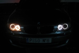 angel eyes blancos bmw sere 1