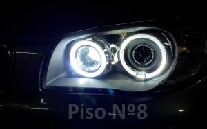 Angel eye bmw led